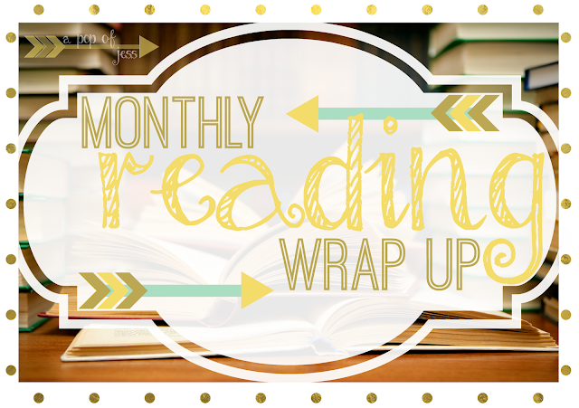 Monthly Reading Wrap Up