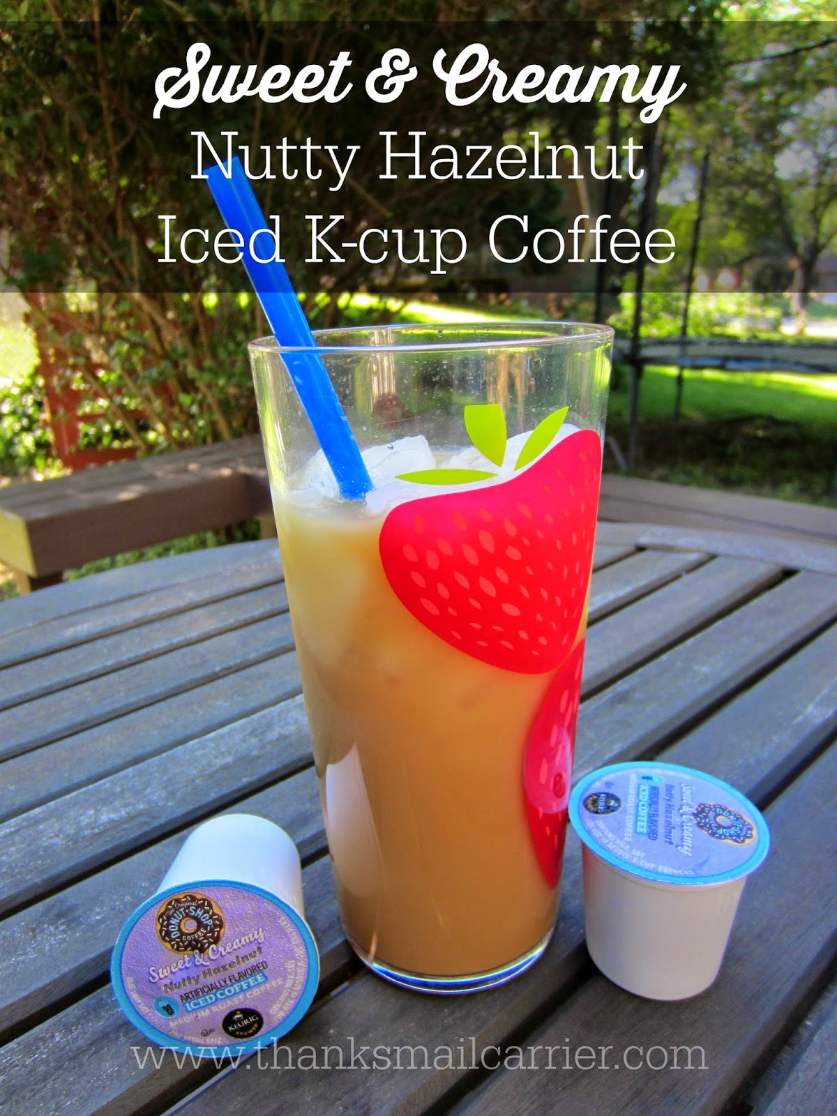 Sweet & Creamy Nutty Hazelnut