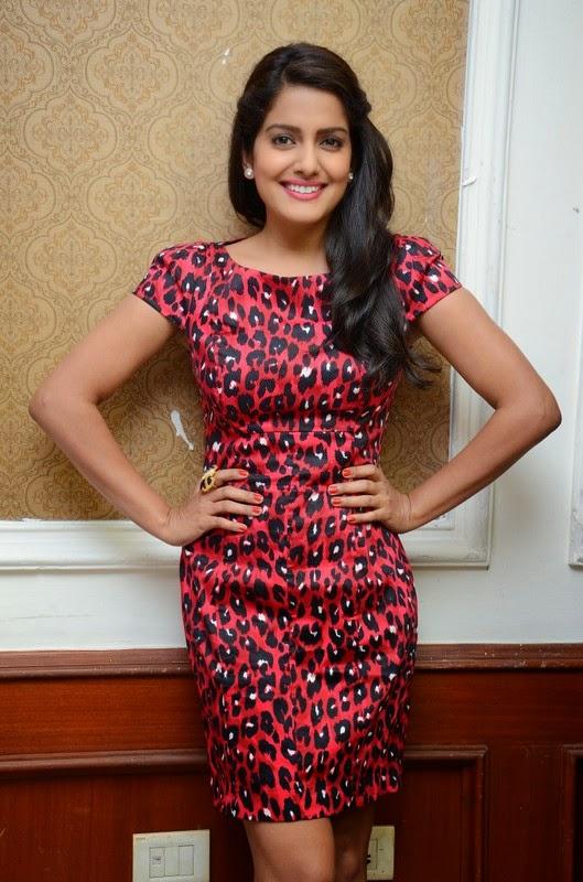 Vishakha Singh New Stills In Short Suit