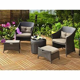 Decorarte muebles de terraza - Sillones rattan sintetico ...
