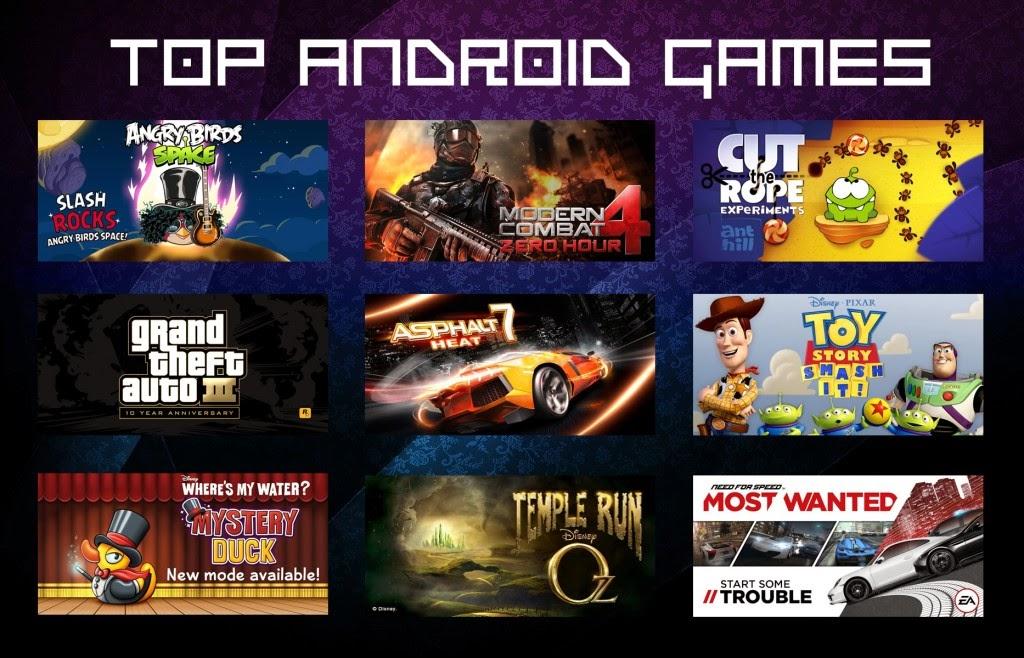 أفضل 4 ألعاب الأندرويد لهذا الأسبوع