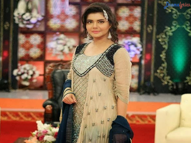 Nida Yasir Beautiful Smiles Pics And Wallpapers