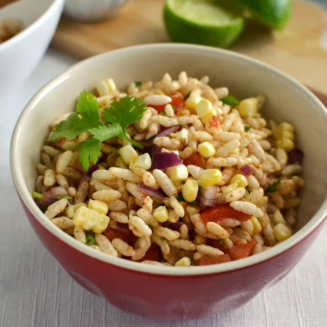 Sweet Corn Uggani (Borugula/ Maramarala Upma)