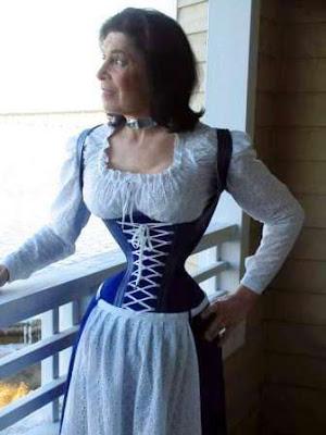 La cintura más pequeña del mundo (Cathie Jung)