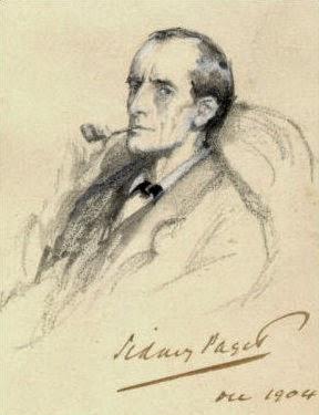 http://pl.wikipedia.org/wiki/Sherlock_Holmes#mediaviewer/File:Sherlock_Holmes_Portrait_Paget.jpg