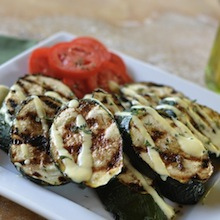 recipe for grilled zucchini
