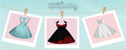 57Cherry - Custom Dresses