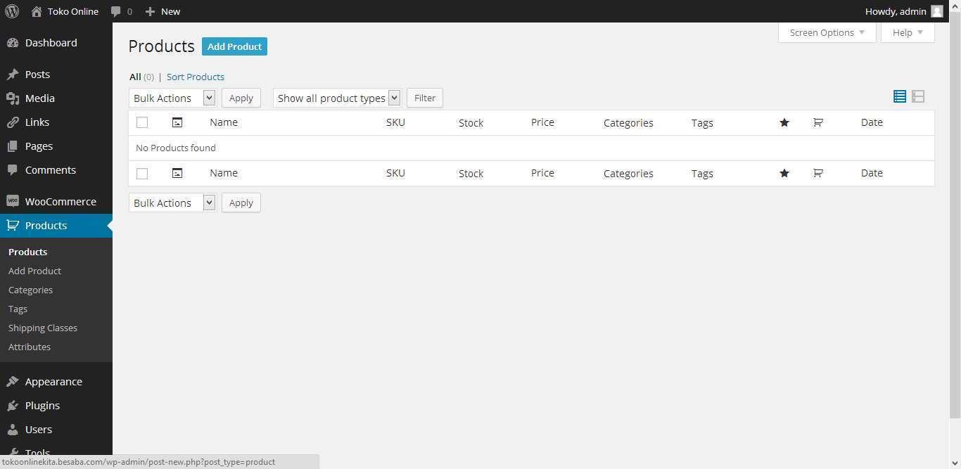 Cara Menambahkan Produk di Website Toko Online 2