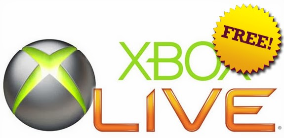 Xbox LIVE Gold It's Free