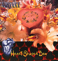 Heart-Shaped Box nirvana art sound vinyle disque