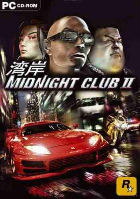 Need For Speed Mid night Club 2