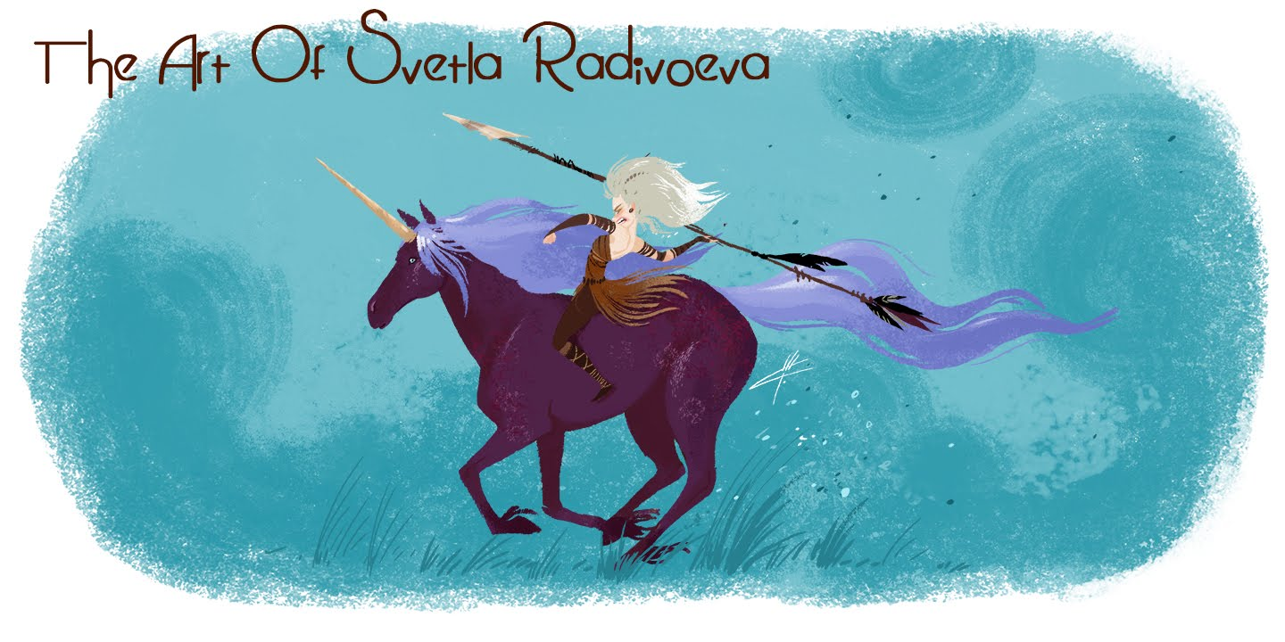 The Art Of Svetla Radivoeva