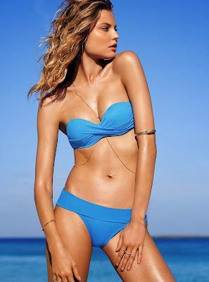 Magdalena Frackowiak sexy bikini models