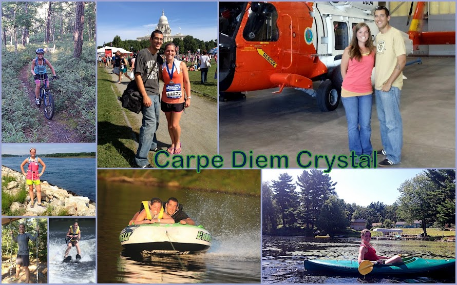 Carpe Diem Crystal