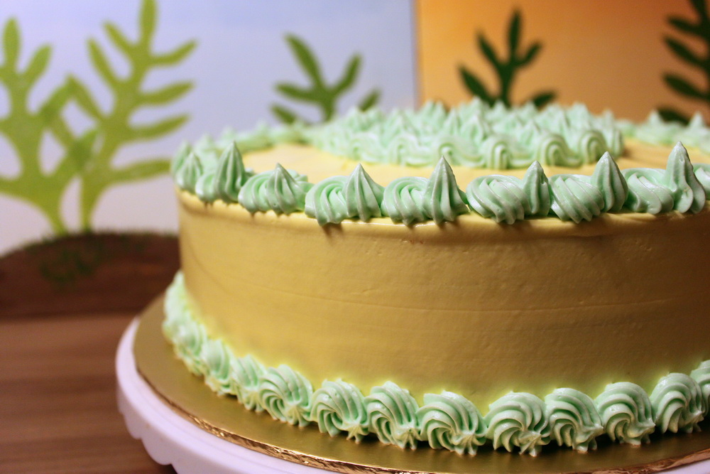Pillsbury Lemon Delight Pound Cake