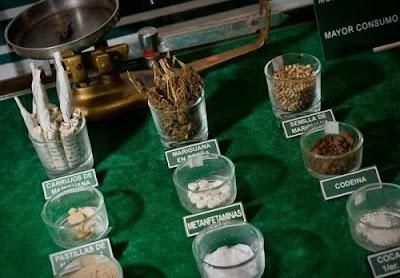 Melihat Museum Narkoba di Meksiko