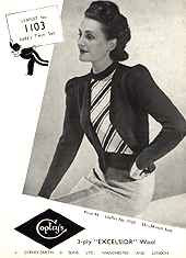 knit shoulder pads