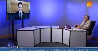 Credo TV: Florin Antonie 🔴 Planul Istoriei profeţit prin 6+1 Milenii și 120 de Jubilee (1)