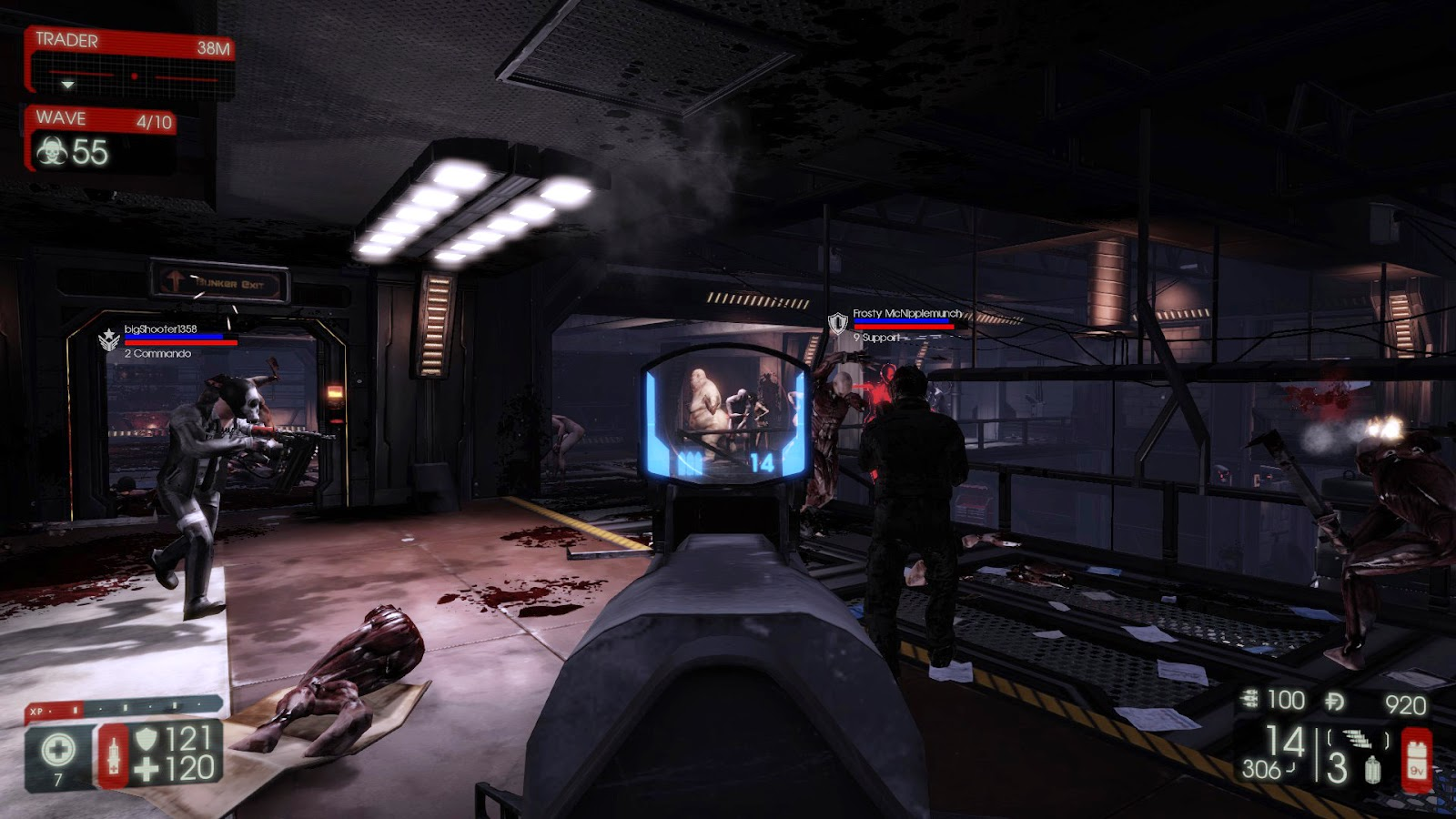 The Nocturnal Rambler Impressions Of Killing Floor 2