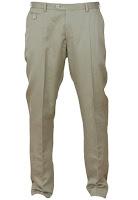Pantaloni Massimo Dutti Super Beige