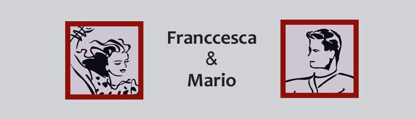 Franccesca y Mario