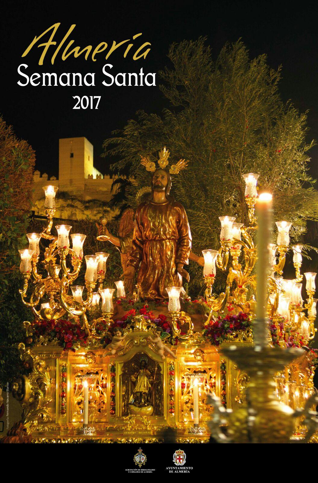 CARTEL OFICIAL SEMANA SANTA ALMERIA 2017