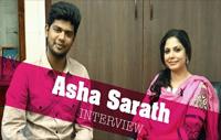 """Asha Sarath – """"Kamal Haasan is my guru"""""""