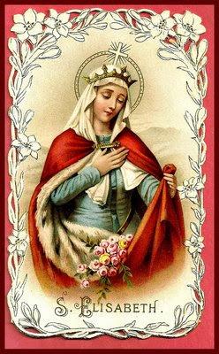 ST. ELIZABETH OF of Hungary