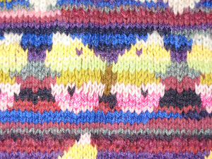 Butterfly Knitting