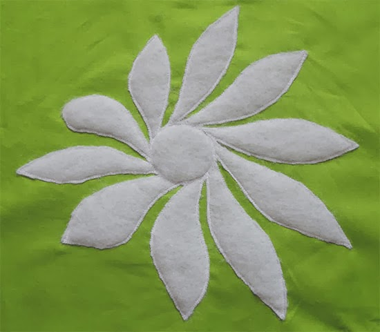applique and trapunto tutorial