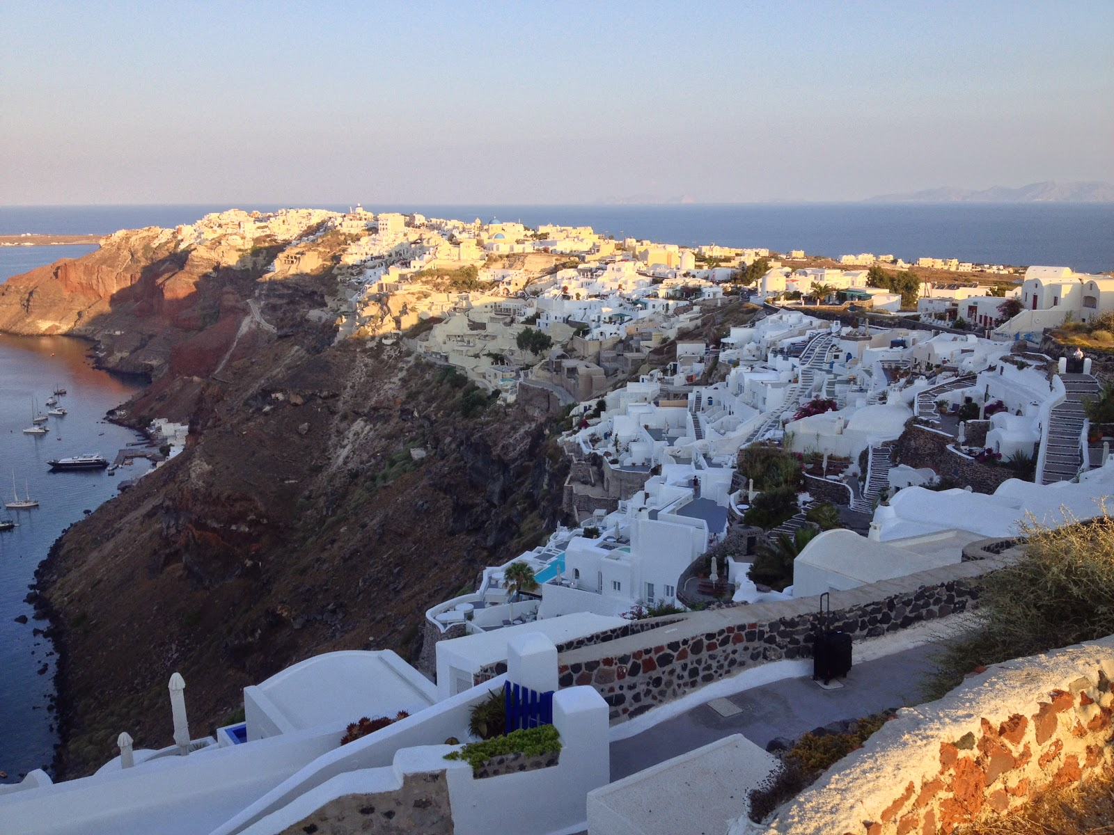 santorini guided private day tours