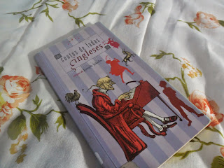 Capa contos de fada ingleses, english fairy tales