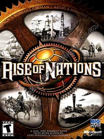 Free Download Games - Rise Of Nations