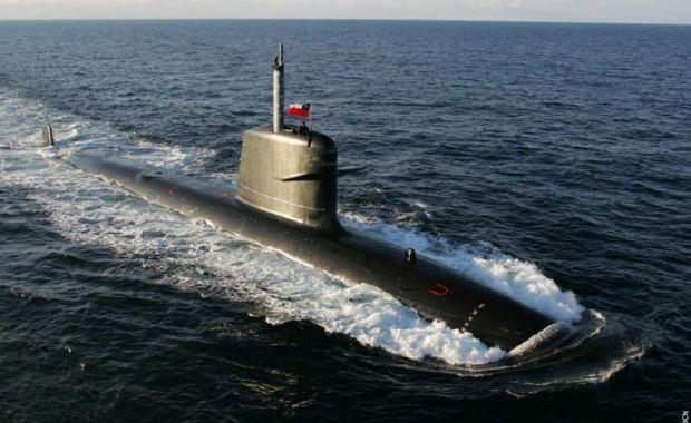 foto submarino nuclear: