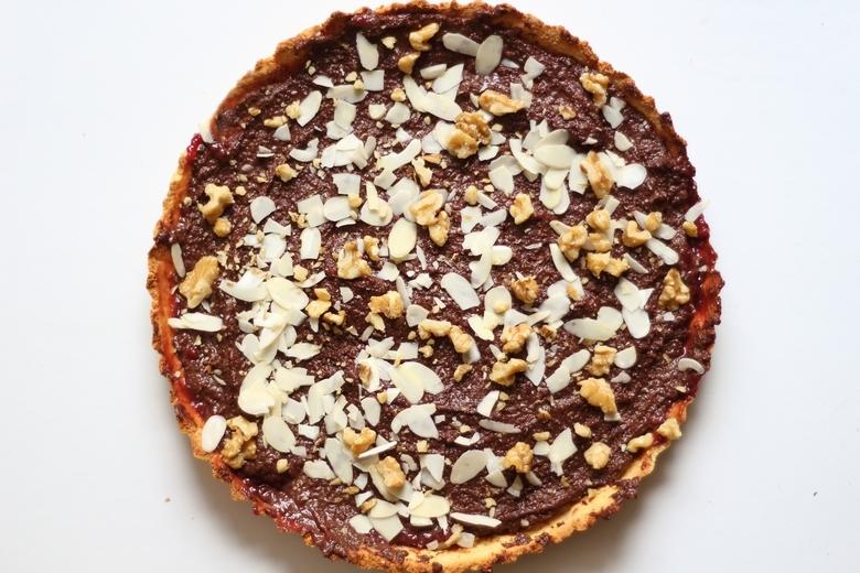 dietetyczna tarta czekoladowa