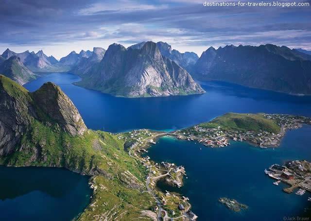 REINE - NORWAY - NORUEGA