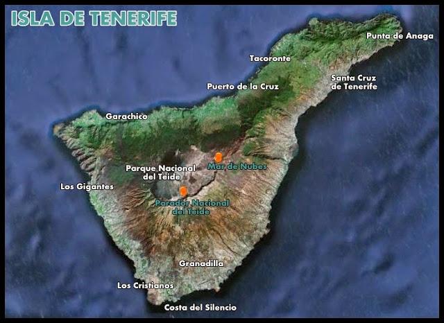 Tenerife-Islas-Canarias