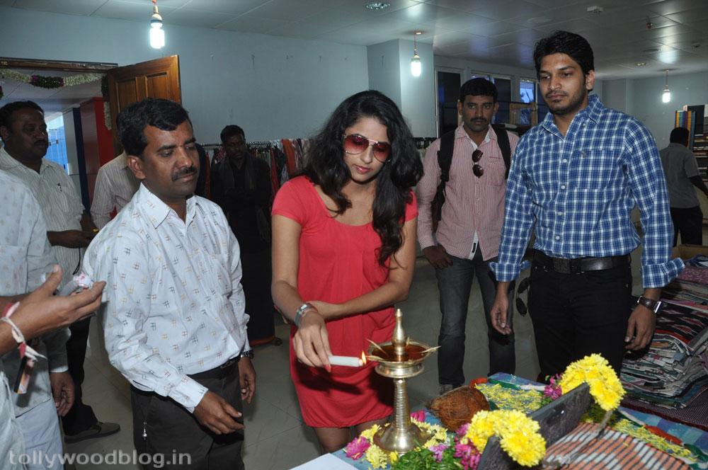 Pochampally IKAT mela 2012 Inaugurated by Shravya Reddy-HQ-Photo-10
