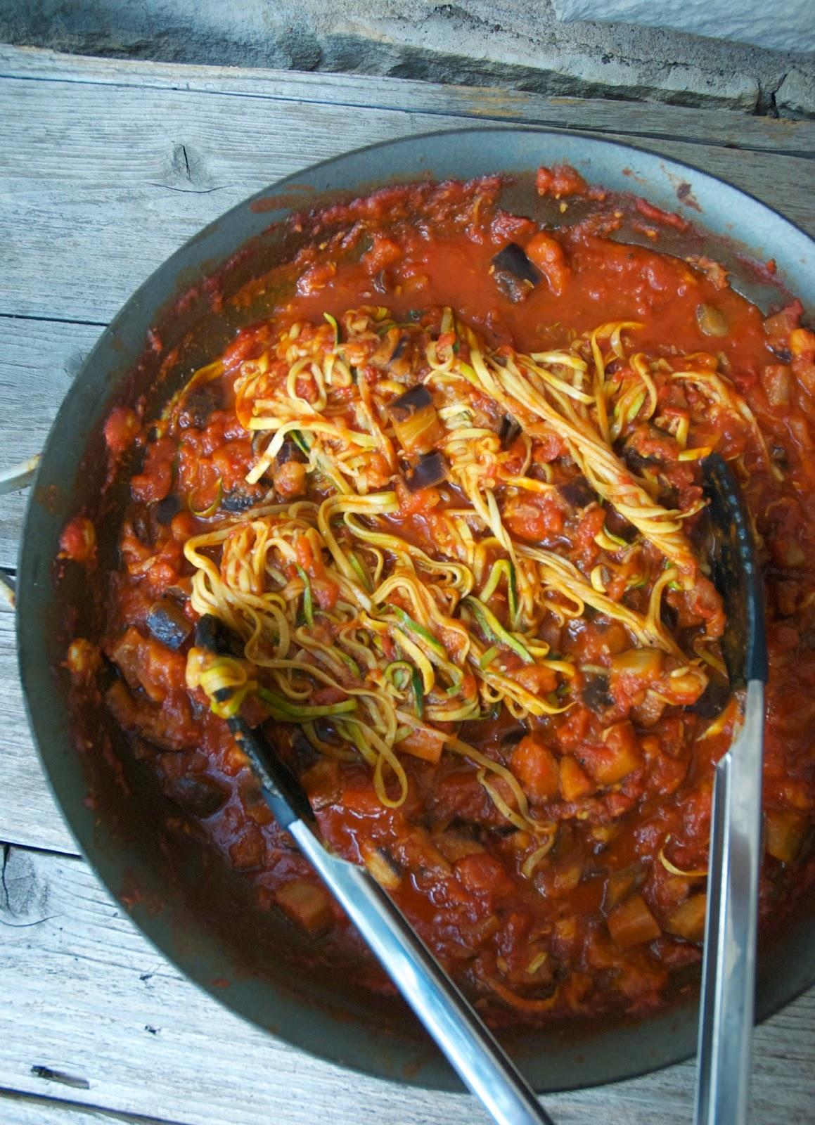 best zucchini noodles
