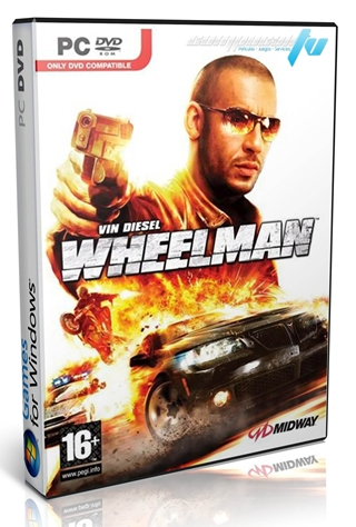The Wheelman Vin Diesel PC Full Español DVD5 2009