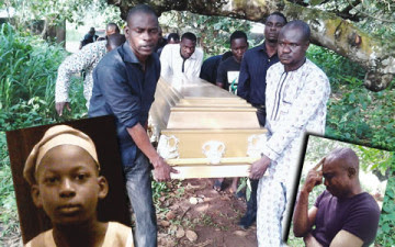 boy killed nigerian police bullets