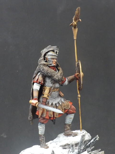 Roman Aquilifer - Ares Mythologic 75mm 012