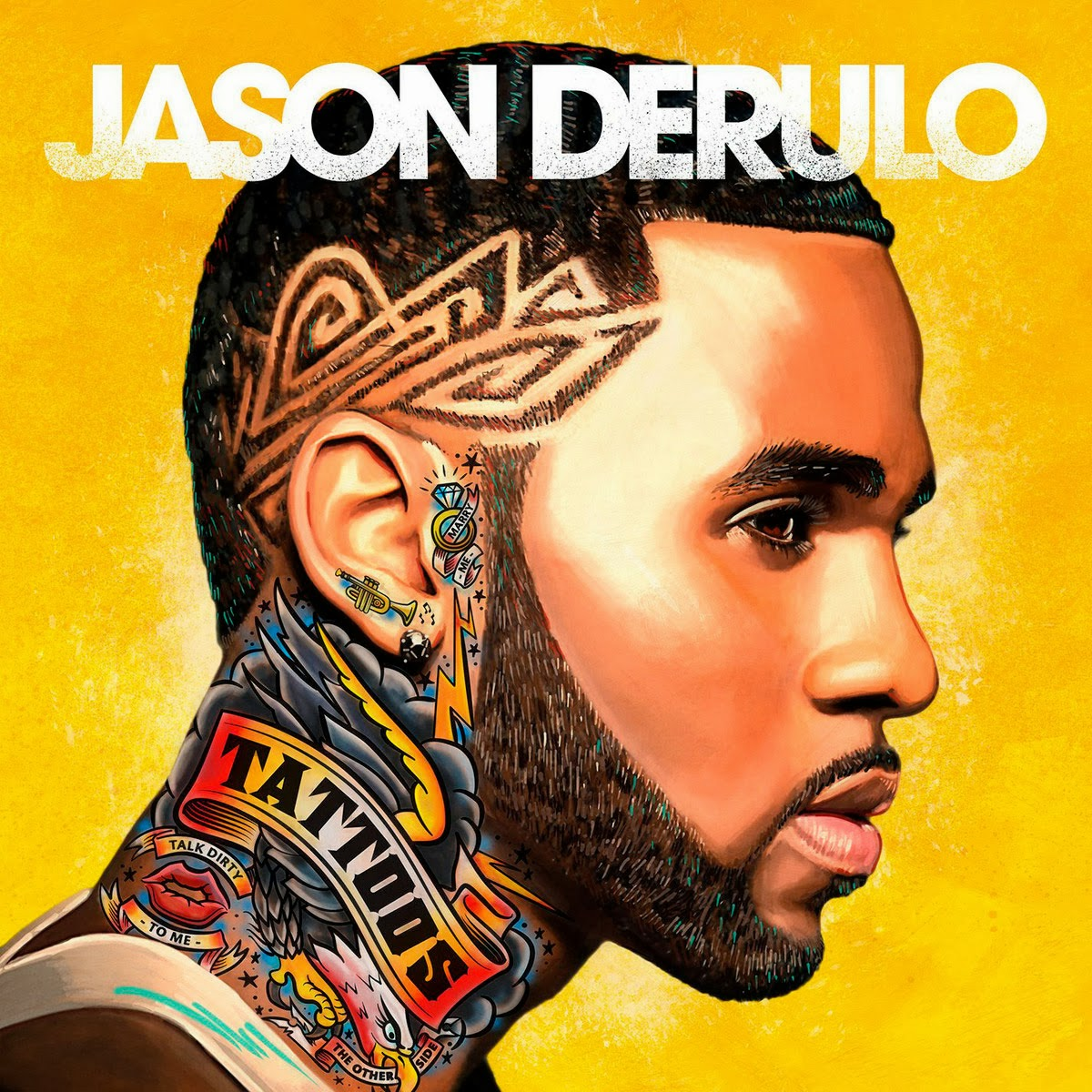 Jason Derulo - Tattoos (Deluxe Version) (2013)