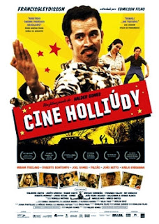"Poster do filme ""Cine Holliúdy"""