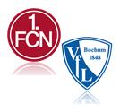 Live Stream FC Nürnberg - VfL Bochum