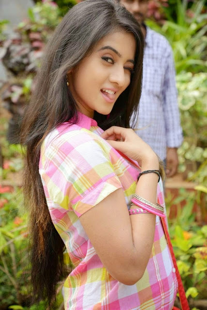 Harshika Stills From Appudu Ala Ippudu Ila Movie