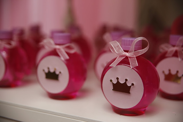 Princesa Rosa {dia de festa} - bebida / reprodução internet