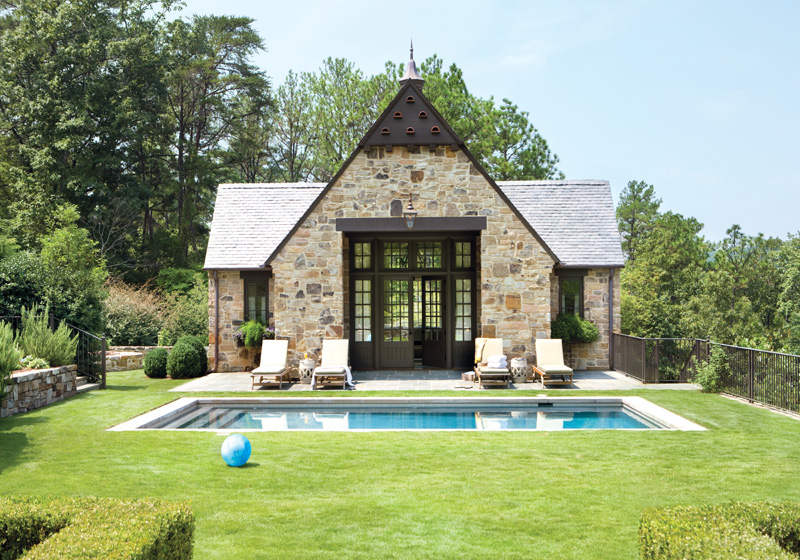 Pool House Cottage
