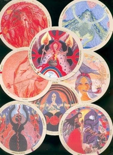 Oráculo de la Mujer Sagrada