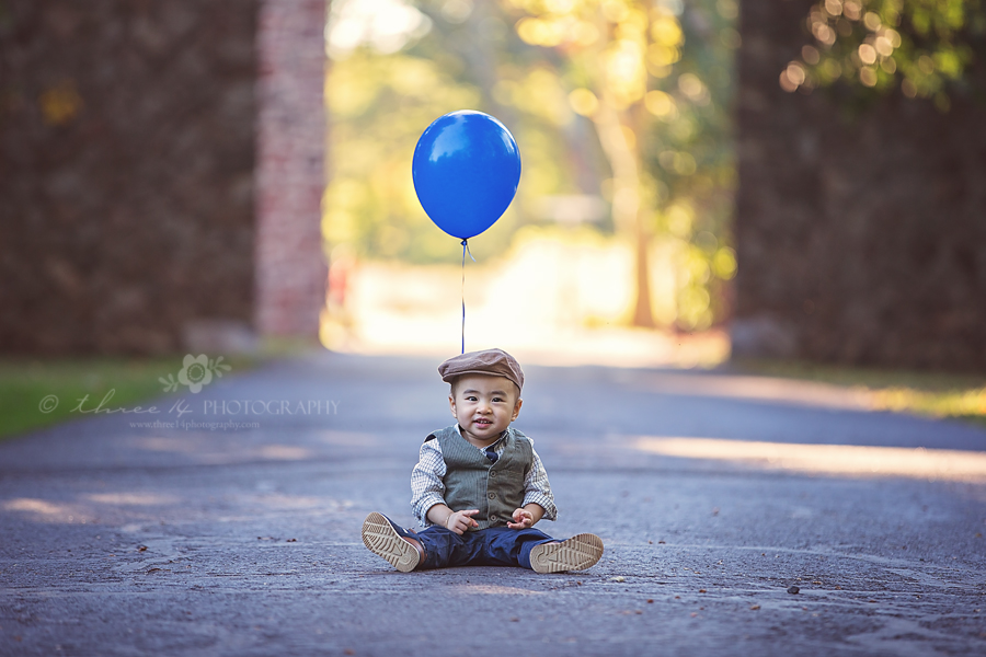 Cute Outdoor Baby Photos